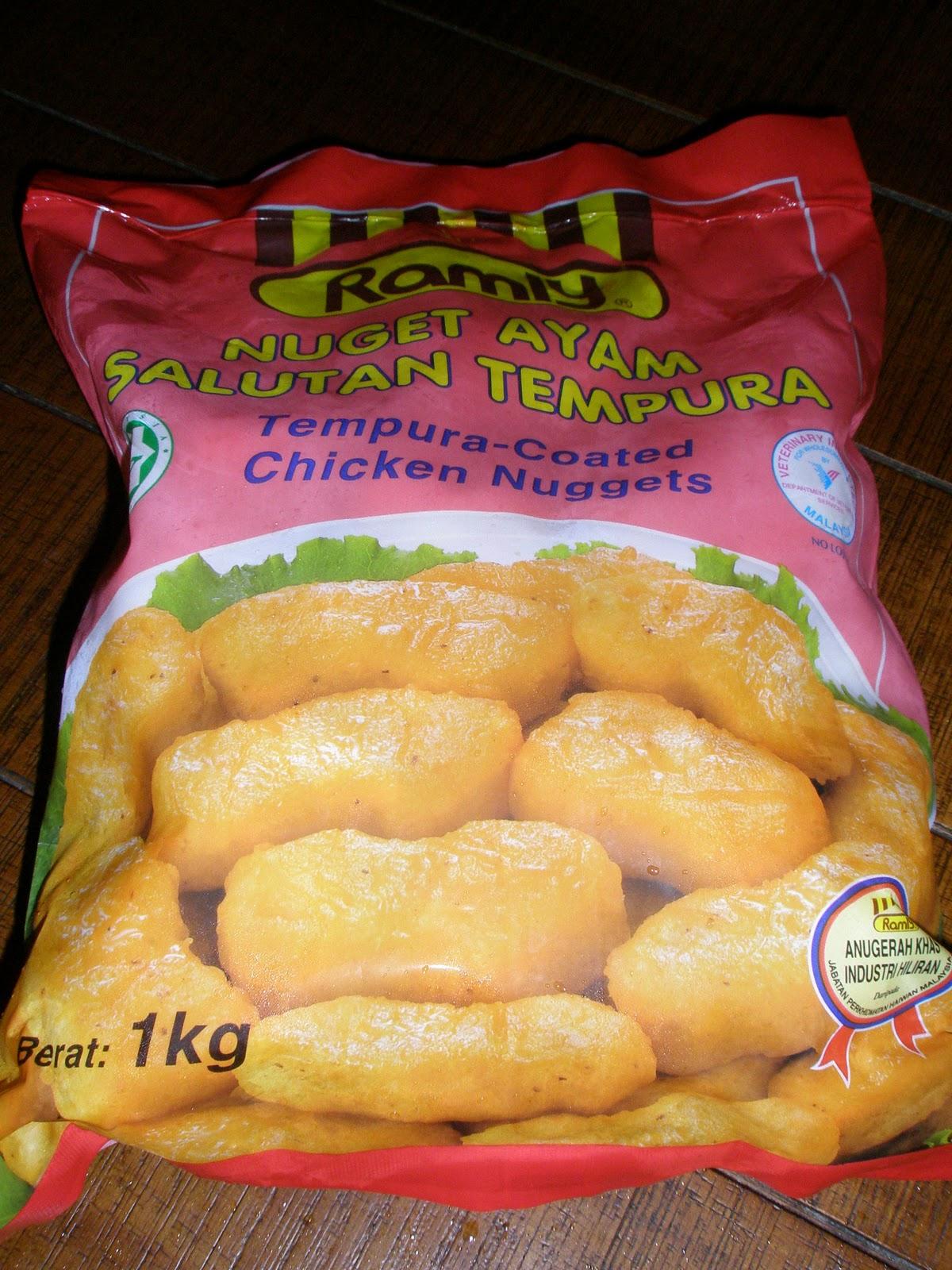 Ramly Tempura Chicken Nuggets Reviews