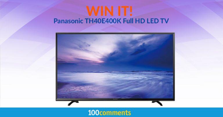 Panasonic TH40E400K Full HD LED TV