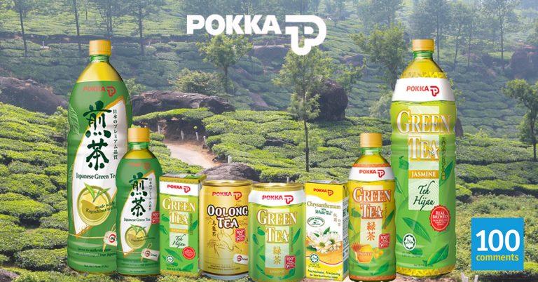 Pokka Tea