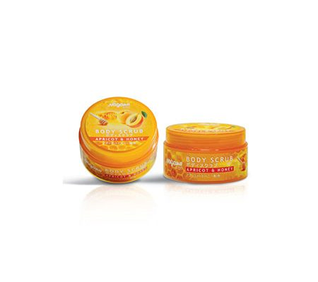 Nagano Body Scrub With Apricot And Honey