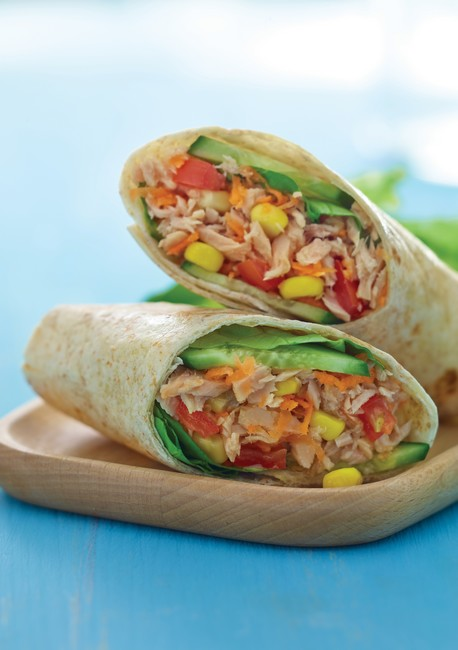 Ayam Brand Tuna Organic Range - Tuna Wrap
