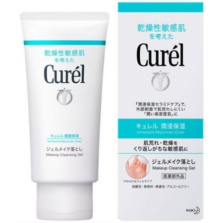 Curél Make up Cleansing Gel