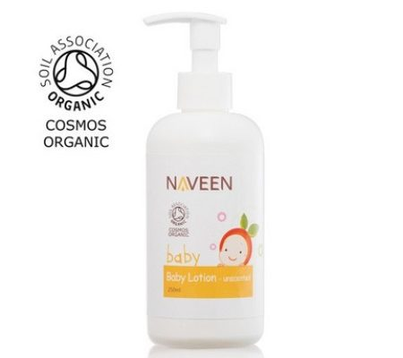 NAVEEN Baby Lotion Unscented