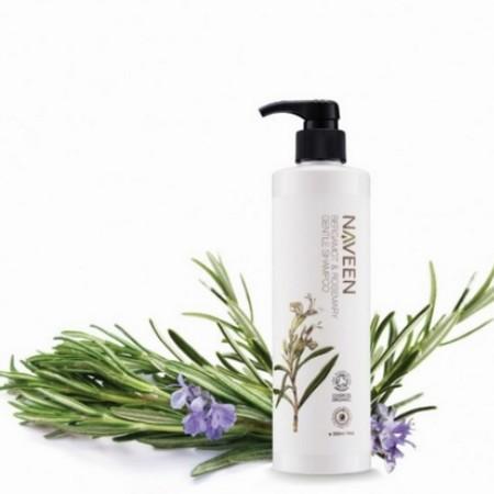 NAVEEN Bergamot & Rosemary Gentle Shampoo