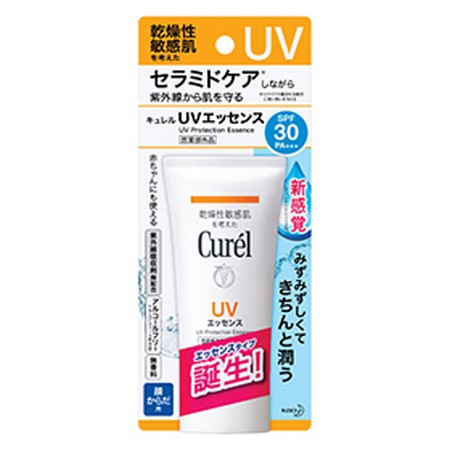 Curél UV Protection Essence SPF30 PA+++