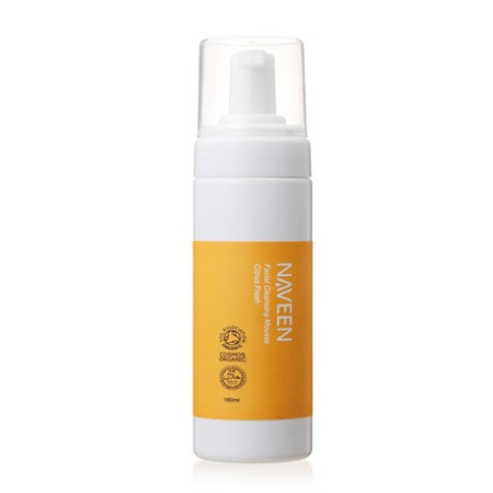 NAVEEN Facial Cleansing Mousse Citrus Fresh