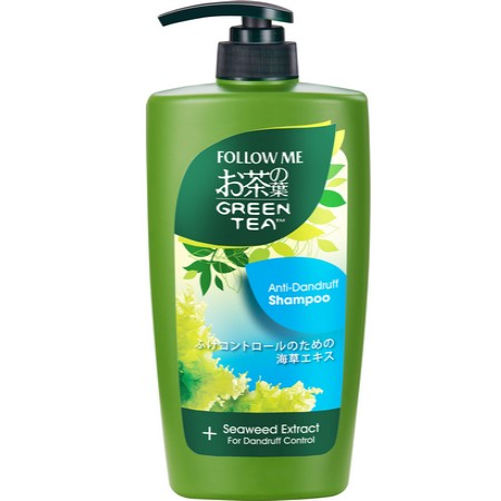 Follow Me Green Tea Anti Dandruff Shampoo