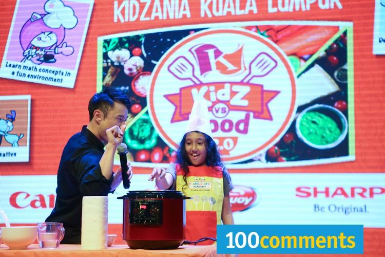 KidZania Kuala Lumpur's 'Kidz Vs Food 2.0''