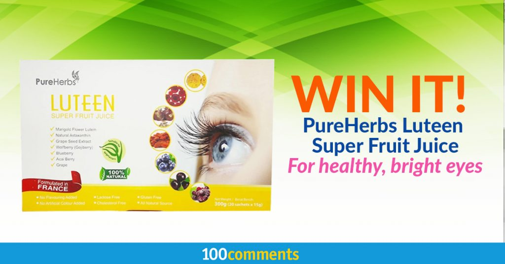 PureHerbs Luteen Super Fruit Juice