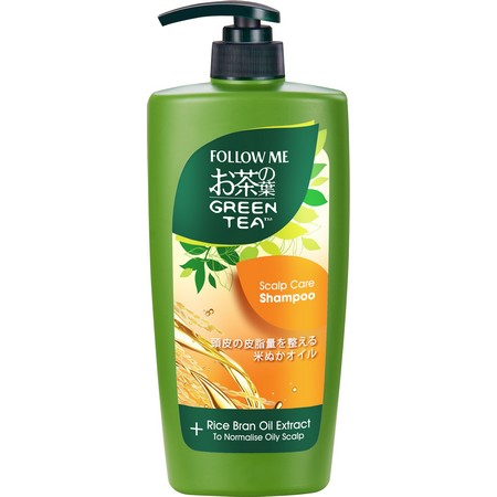 Follow Me Green Tea Scalp Care Shampoo