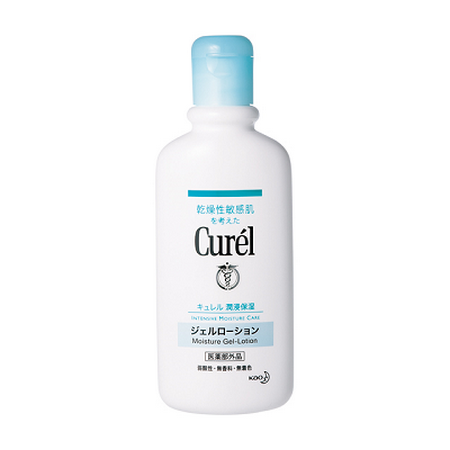 Curél Moisture Gel Lotion