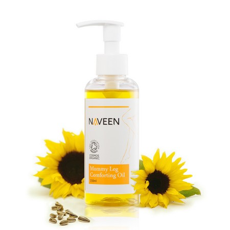 NAVEEN Mommy Leg Comforting Oil