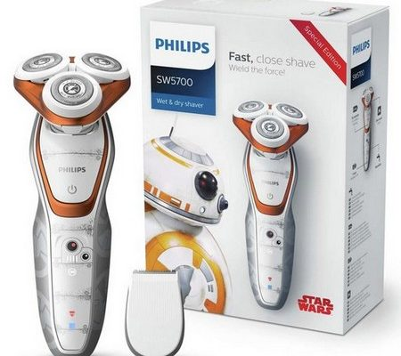 Philips Star Wars Shaver BB8 SW5700