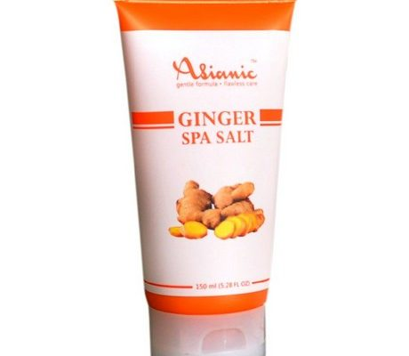 Asianic Ginger Spa Salt Body Scrub