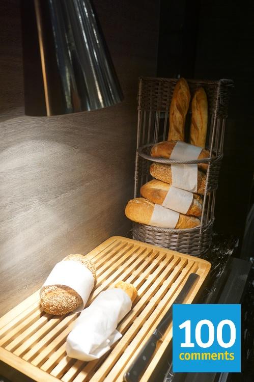 Kwee Zeen @ Sofitel KL - Bread