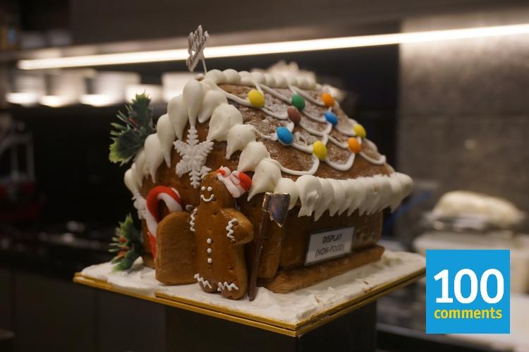 Kwee Zeen @ Sofitel KL - Christmas house