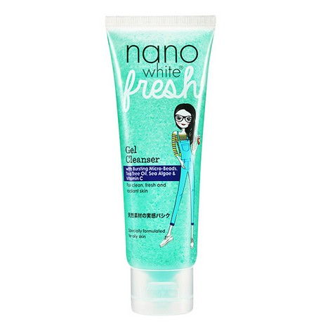 Nano White Fresh Gel Cleanser