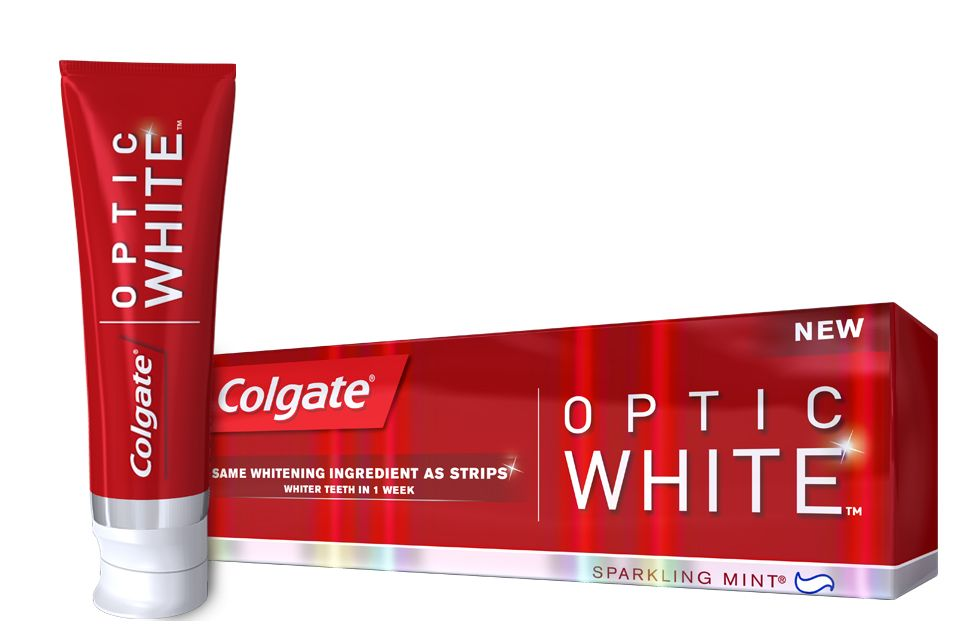 Colgate Optic White Sparkling Toothpaste Reviews