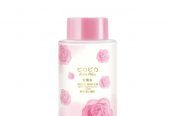 Pika Pika Rose Water Skin Conditioning Toner