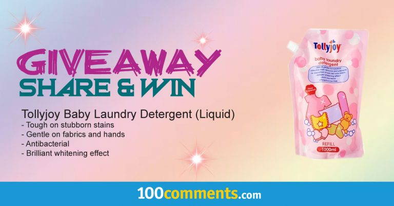 Tollyjoy Laundry Detergent (Liquid) Refill Contest