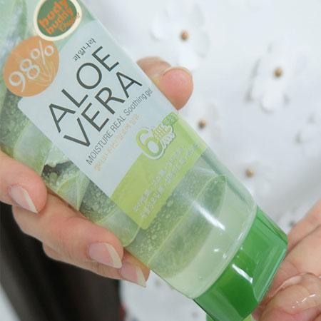 body buddy aloe vera moisture real soothing gel