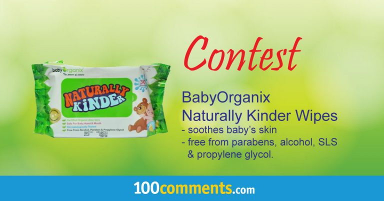 BabyOrganix Naturally Kinder Wipes