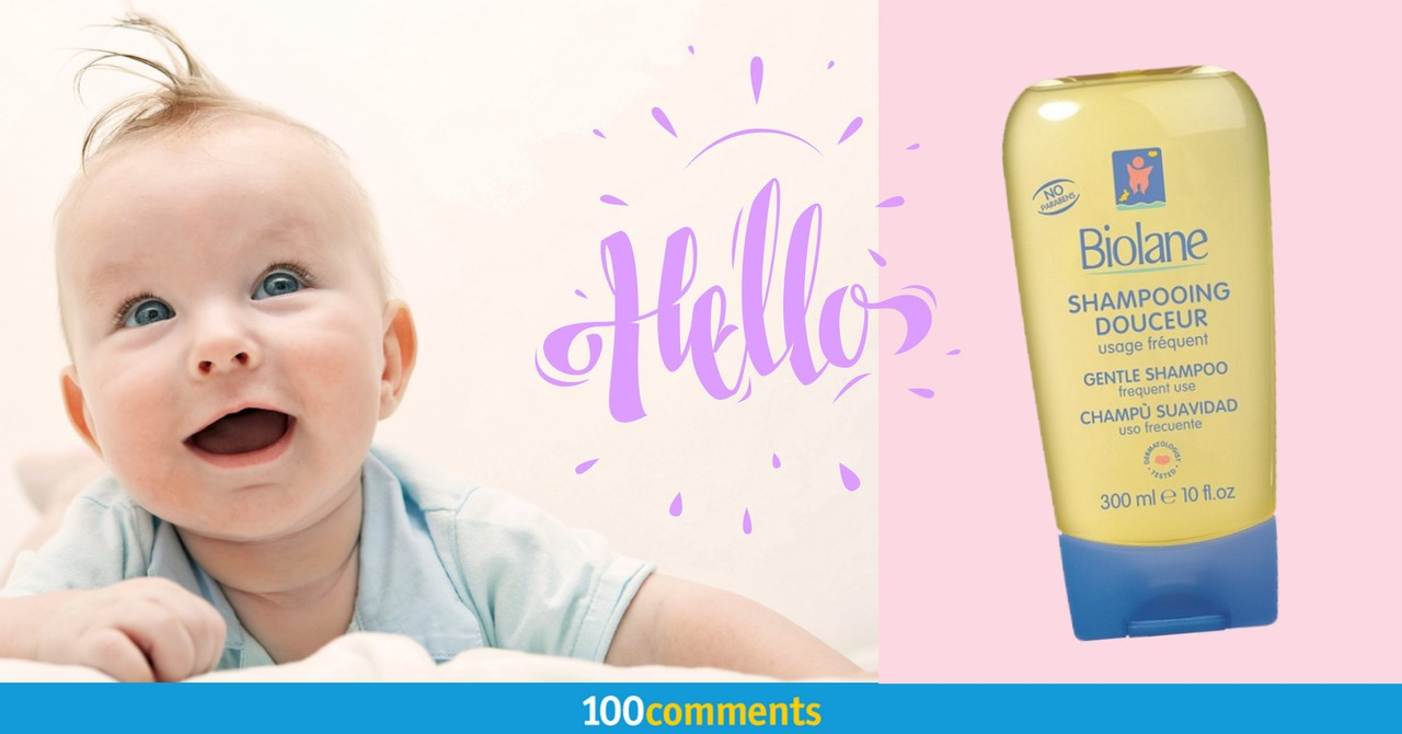 Biolane Gentle Shampoo