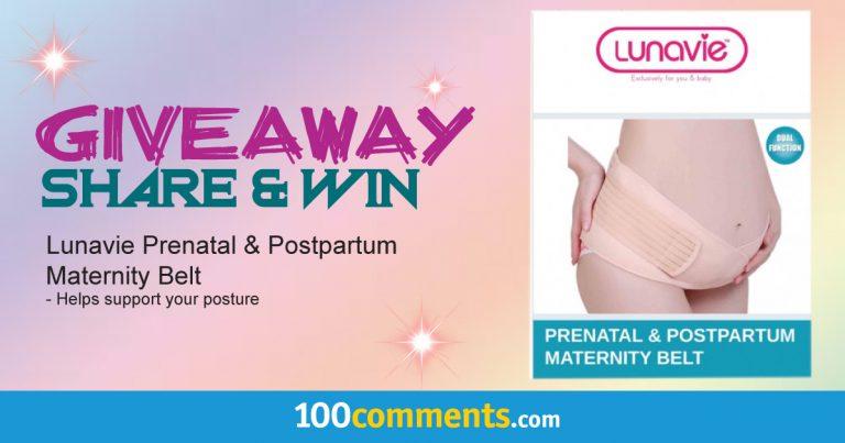 Lunavie Prenatal & Postpartum Maternity Belt