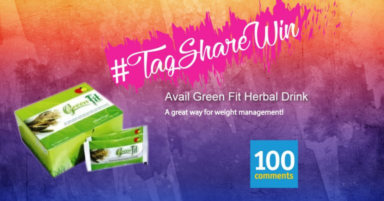 Avail Green Fit Herbal Drink Contest