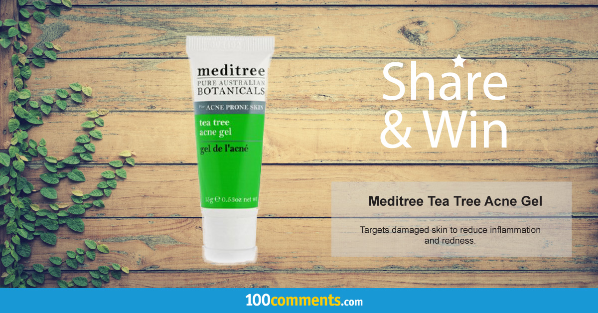 Meditree Tea Tree Acne Gel