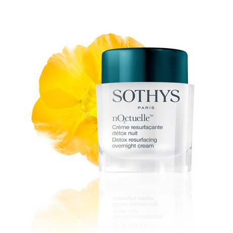 Sothys No2ctuelle Detox Resurfacing Overnight Cream