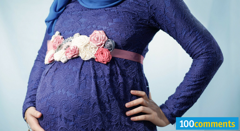 5 Muslimah Maternity Ideas For Stylish Pregnant Mommies