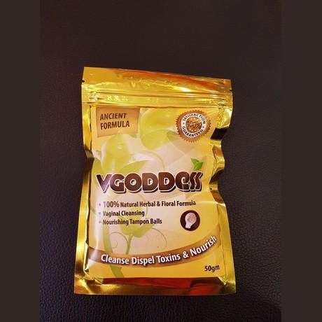 VGoddess Herbal Tampons