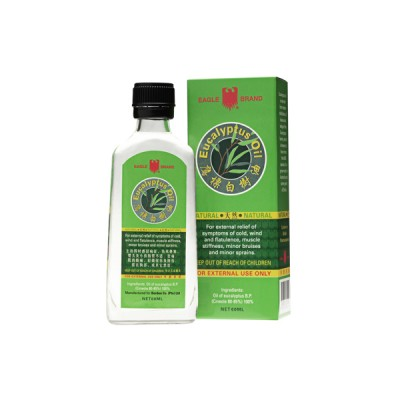 eagle brand eucalyptus oil