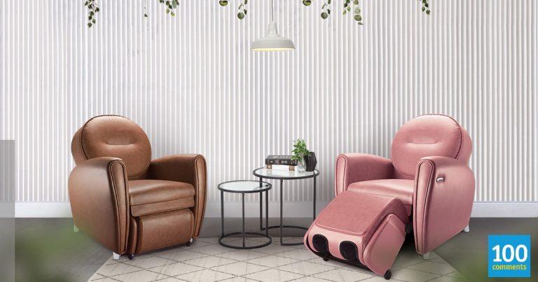 uDiva 2 Massage Sofa