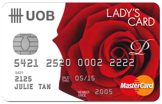 Uob Lady S Classic Card Reviews