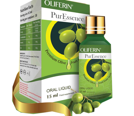 Nutriva Oliferin PurEssense