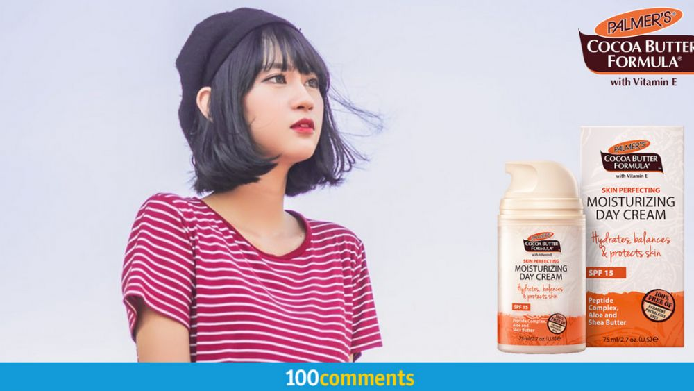 Palmer's Cocoa Butter Formula with Vitamin E Skin Perfecting Moisturizing Day Cream SPF 15