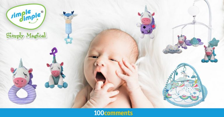 Simple Dimple Baby Toys