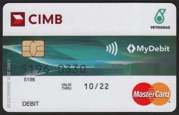 Cimb Petronas Debit Mastercard Reviews