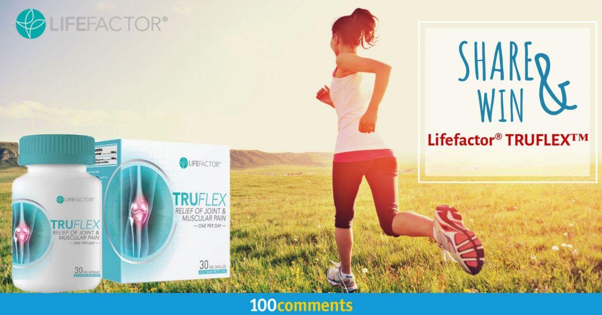 Lifefactor Truflex Contest