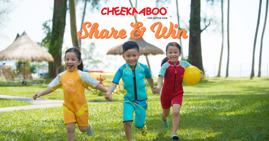 Cheekaaboo Baby Swimwear Contest