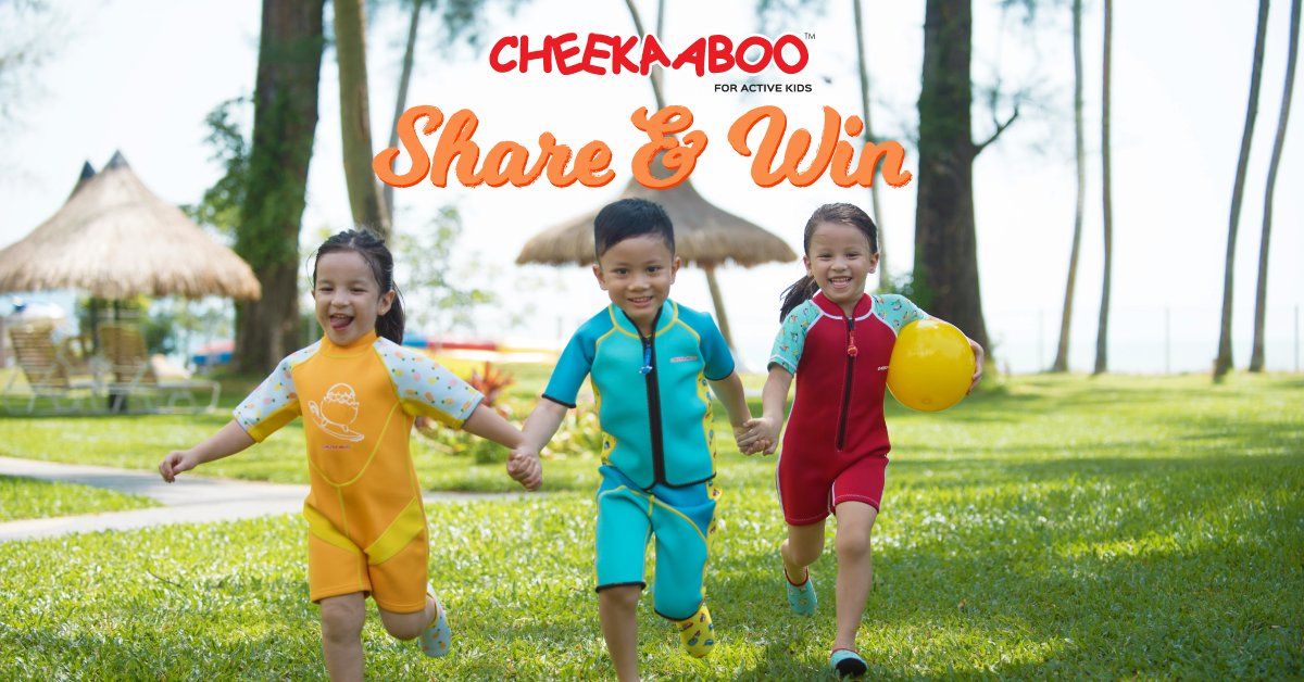 Cheekaaboo Baby Swimwear Contest