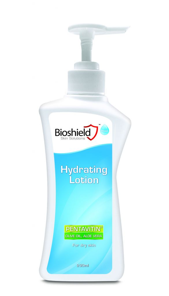 bioshield moist lotion