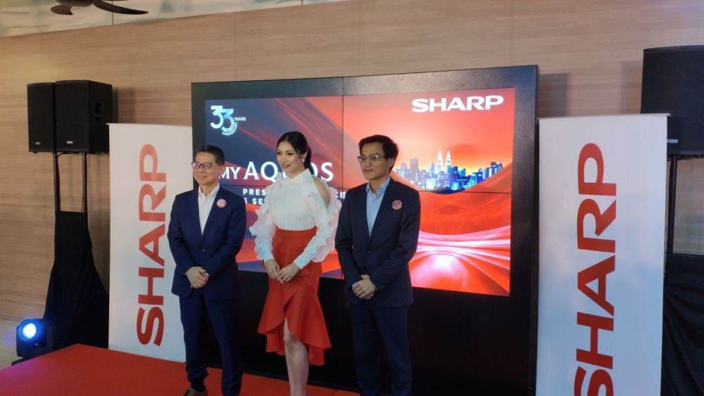 Sharp's Made-in-Malaysia Products
