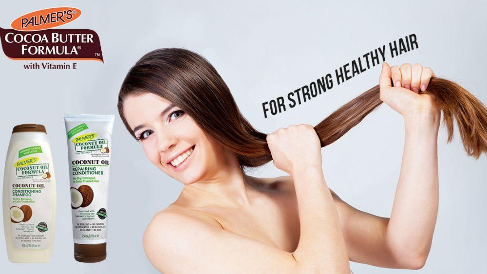 Palmer's Coconut Oil Formula with Vitamin E Conditioning Shampoo & Repair Conditioner Contest