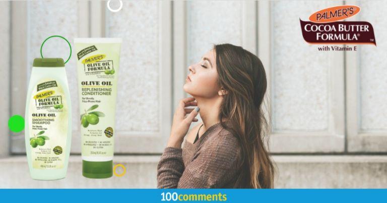 Palmer's Olive Oil Formula Shampoo & Repairing Conditioner Contest