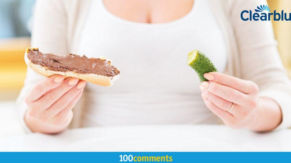 Real Reasons Behind Pregnancy Cravings