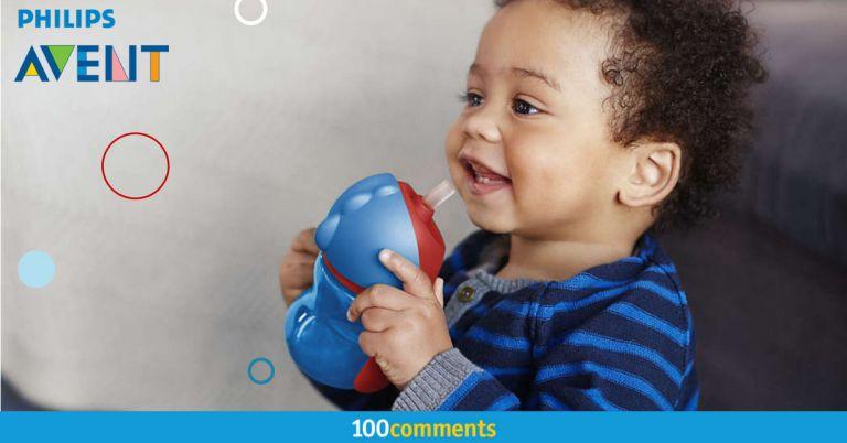 Philip Avent Toddler Cups