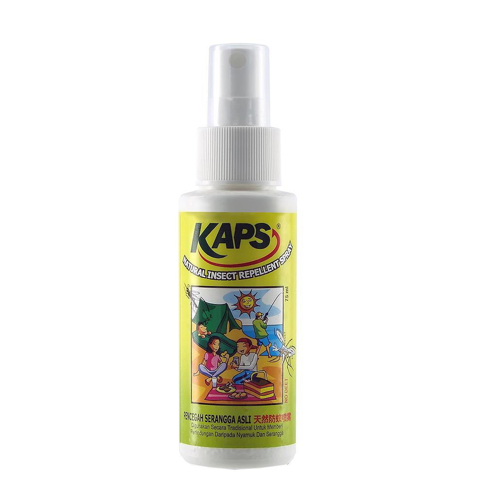 Natura Beauty Spray Produk Dari Mana: Hindari Gigitan Serangga Ketika Berkhemah Dengan Krim